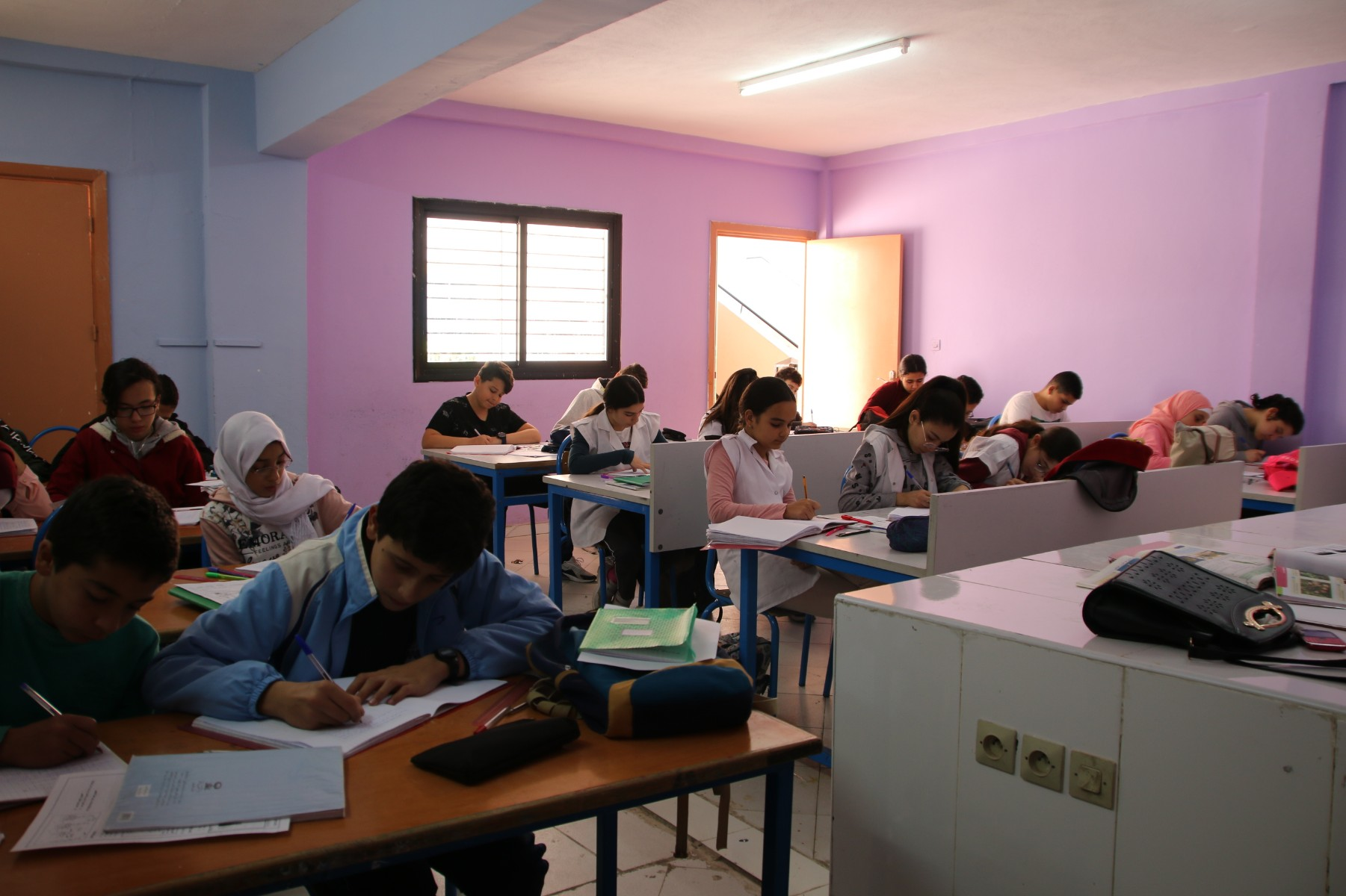 Groupe scolaire Al Mourchid Collège Oujda