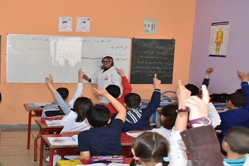 Groupe scolaire Al Mourchid Primaire Oujda
